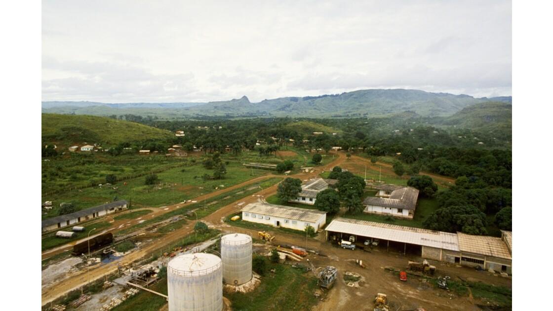 Congo 70 Cimenterie de Loutété 13