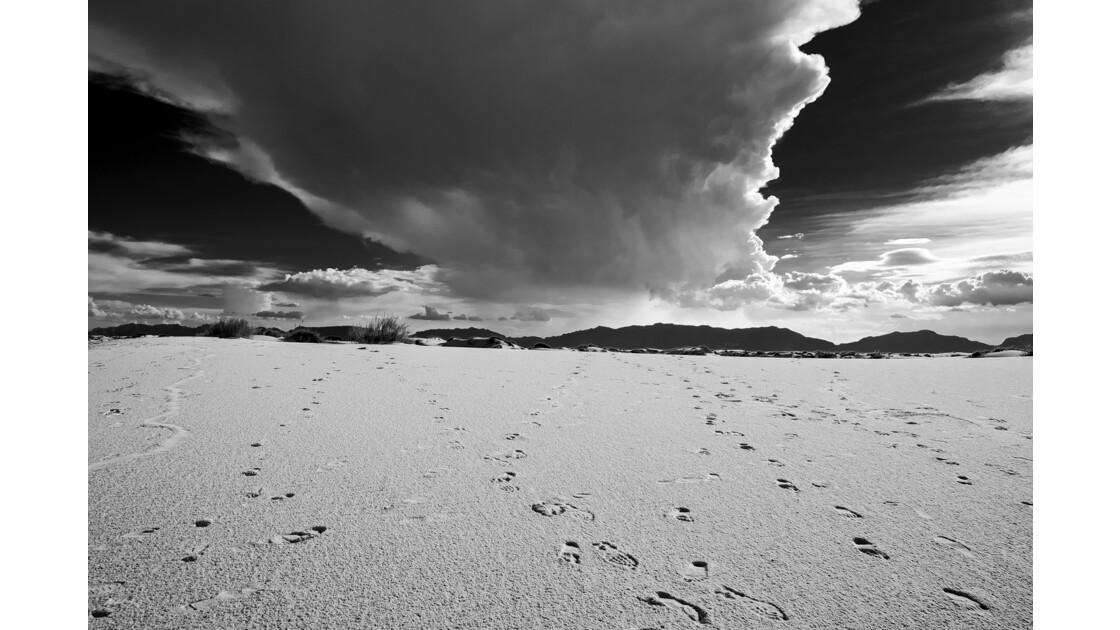 White Sands, Nouveau-Mexique