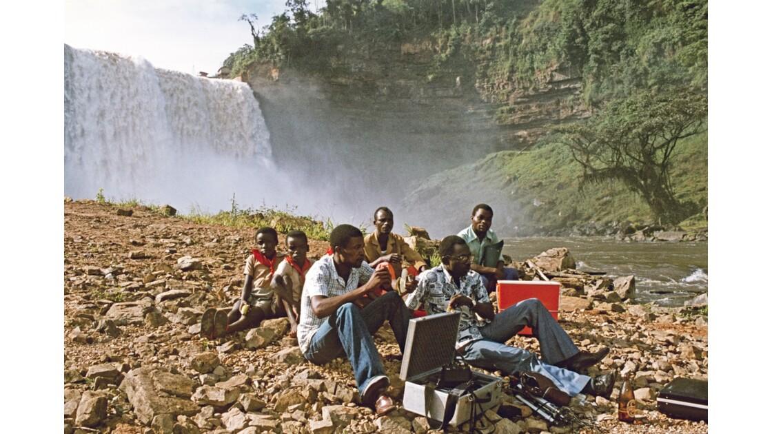 Congo 70 Moukoulou séances de photos La pause 1
