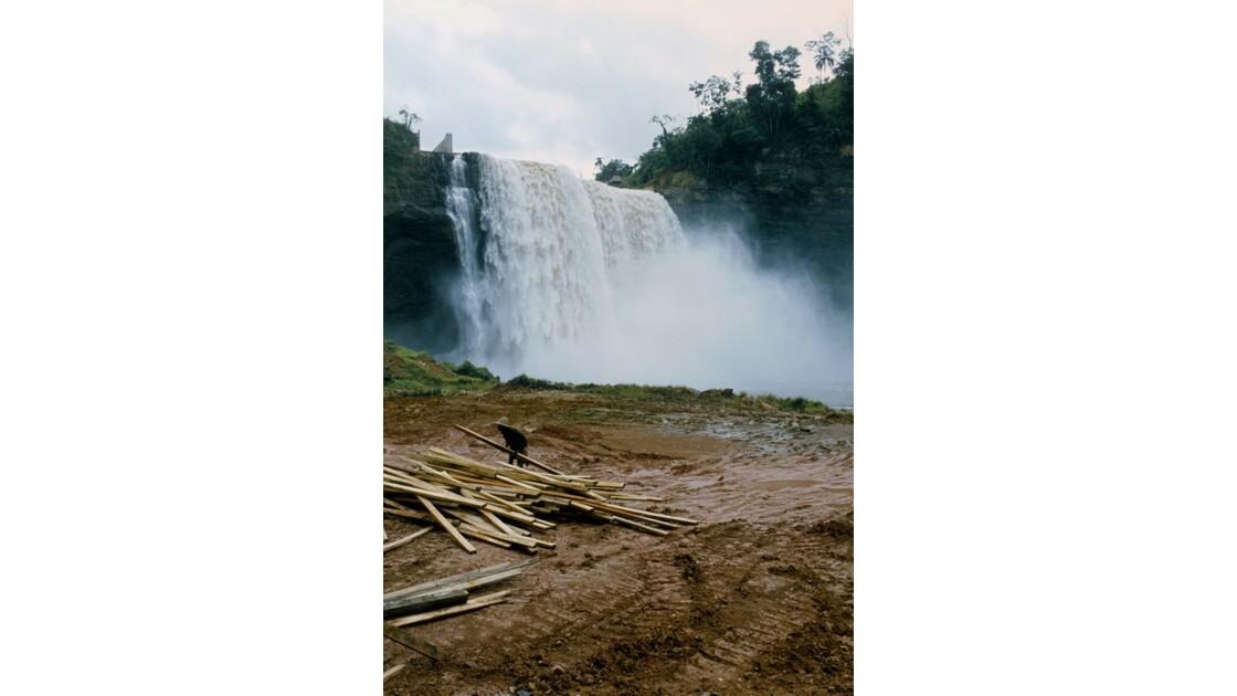 Congo 70 Moukoukoulou les chutes de la Bouenza 3