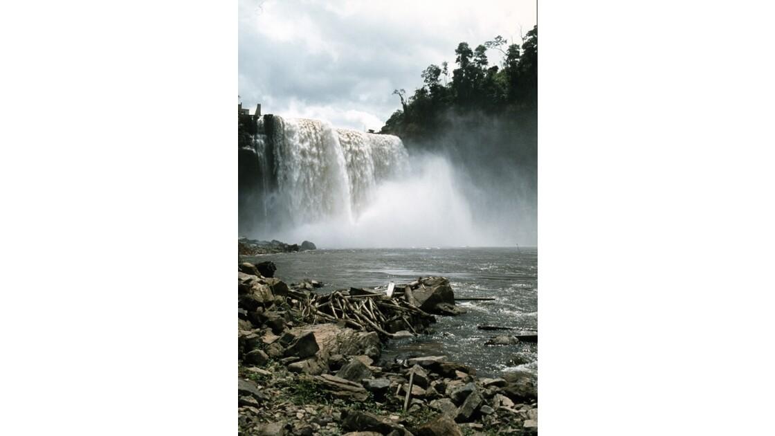 Congo 70 Moukoukoulou les chutes de la Bouenza 4