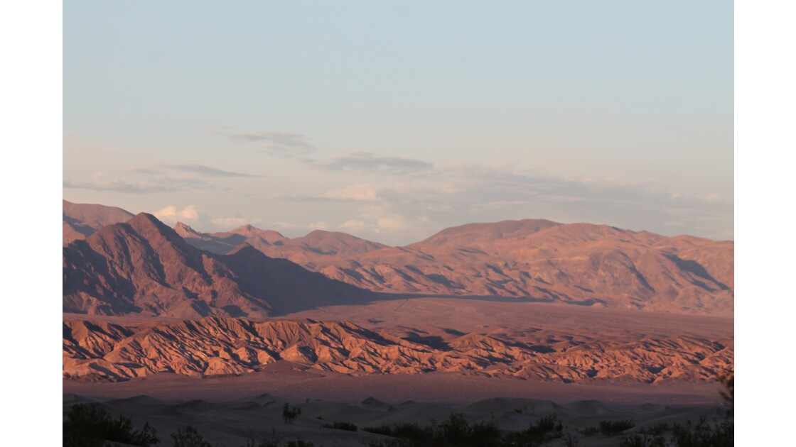 Panoramic view, Death Valley
