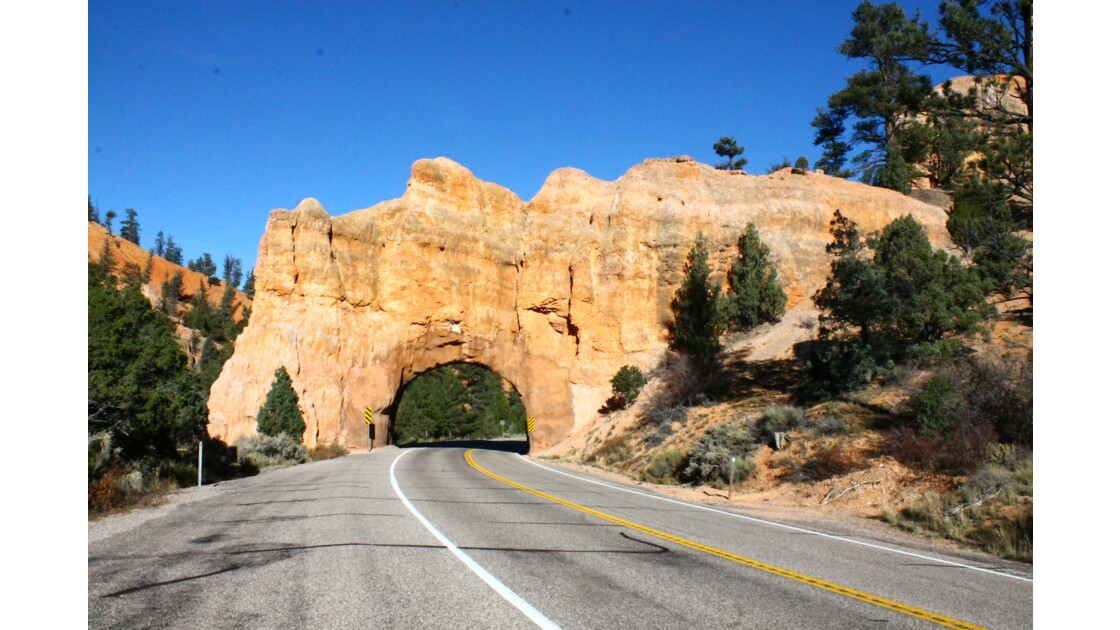 Red Canyon, Bryce Canyon National Park