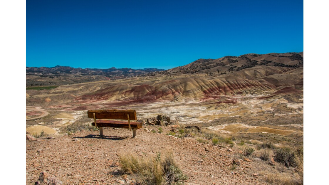 John Day Fossil Beds National Monument - Painted Hills