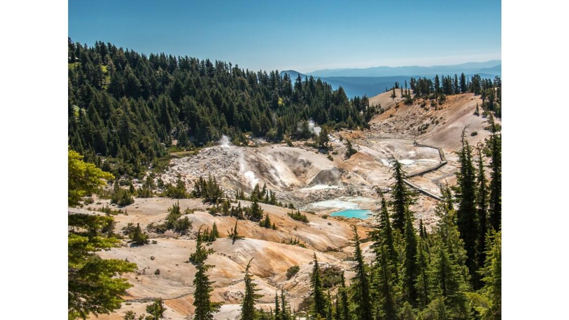 Lassen Volcanic Park - Bumpass Hell