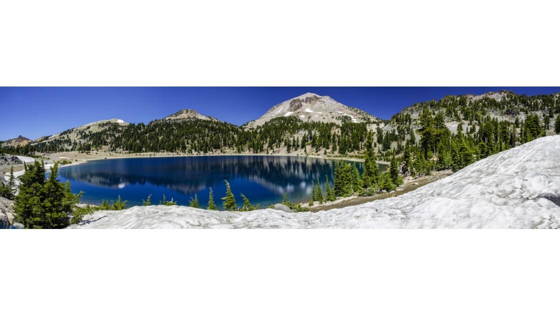Lassen Volcanic Park - Lac Helen