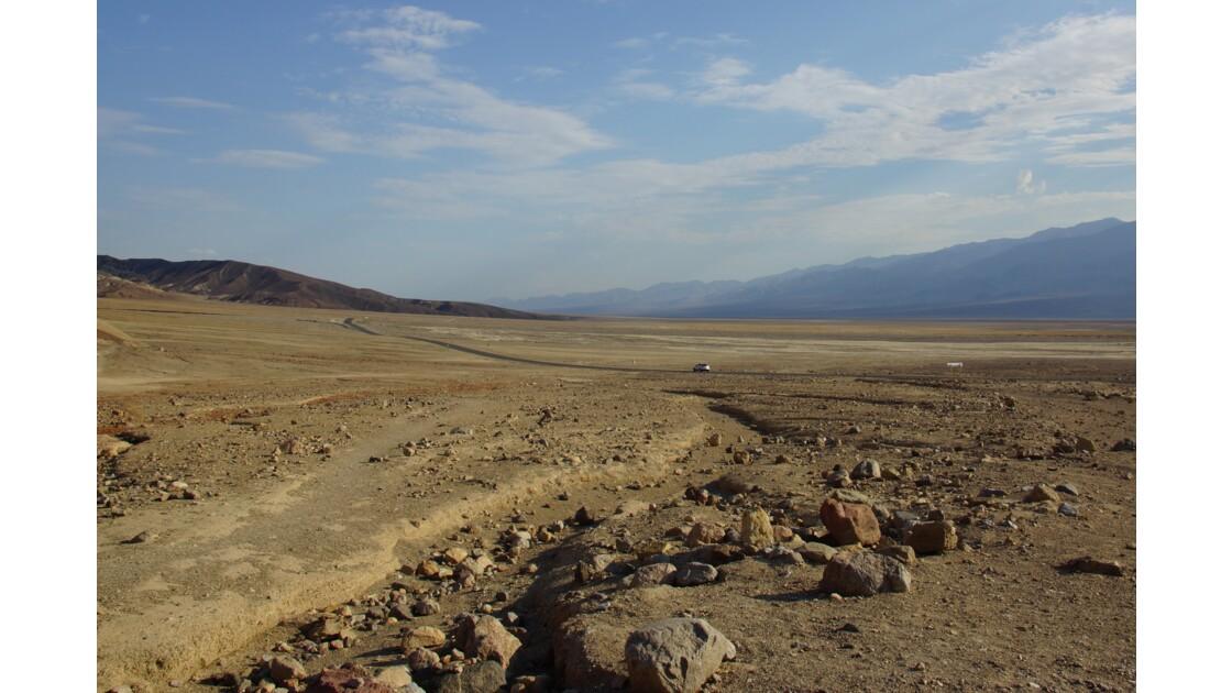 La traversée du désert - Vallée de la Mort