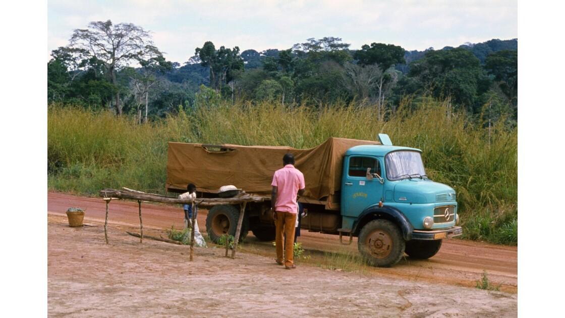 Congo 70 près du Ranch de la Dihessé 1