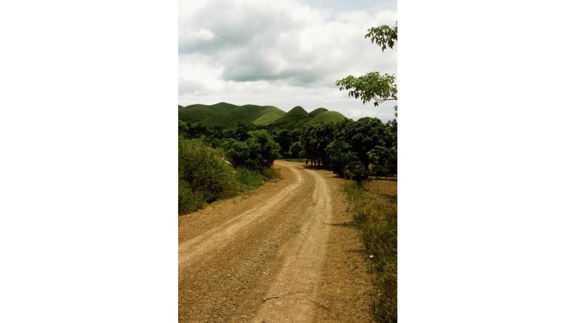 Congo 70 Monts de la Lune entre Dolisie et Makabana 1
