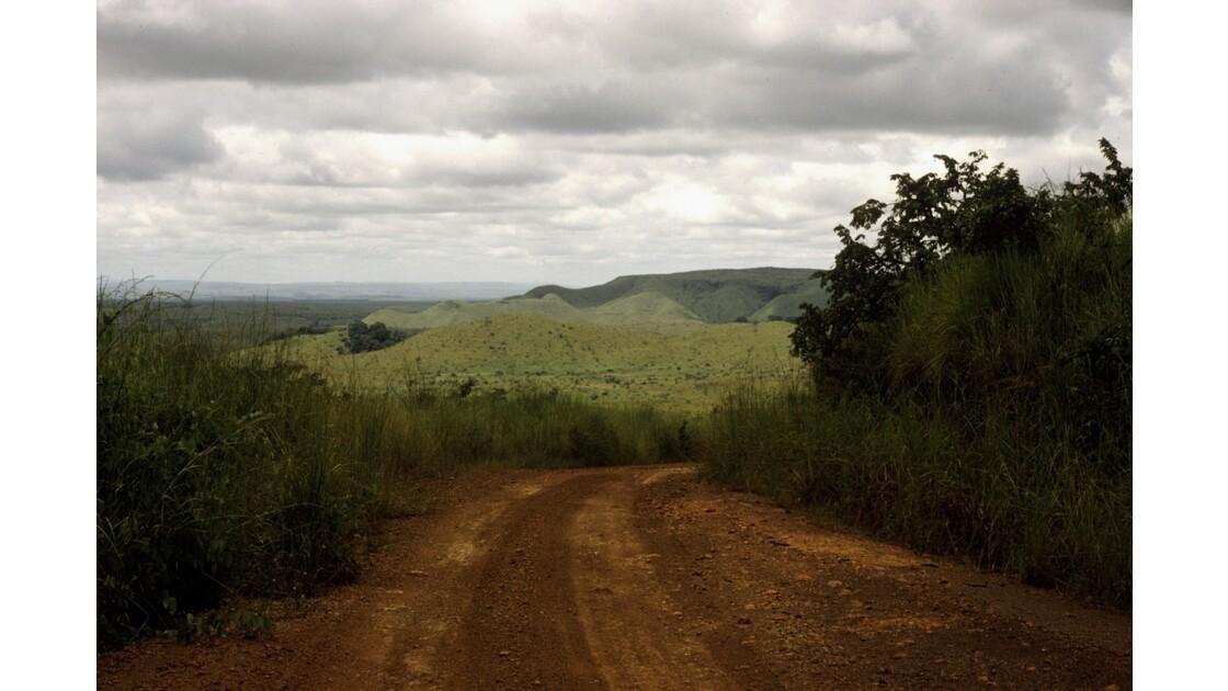 Congo 70 Monts de la Lune entre Dolisie et Makabana 3