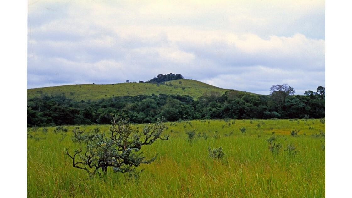 Congo 70  Plateaux Téké Entre Djambala et Lékana 3