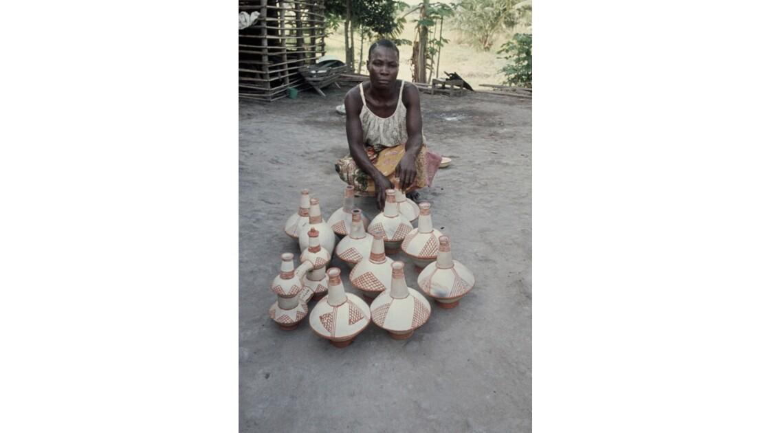 Congo 70 Poterie Batéké