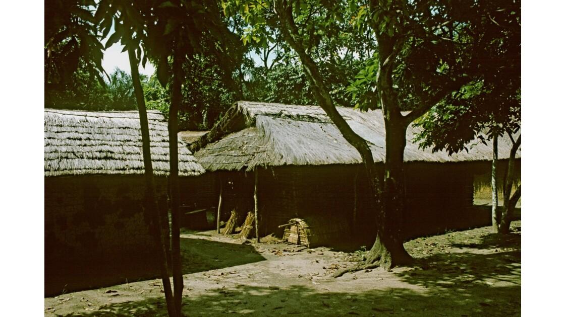 Congo 70 Plateaux Téké Village de Kébara 2