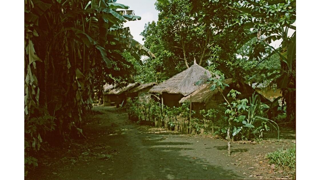 Congo 70 Plateaux Téké Village de Kébara 3