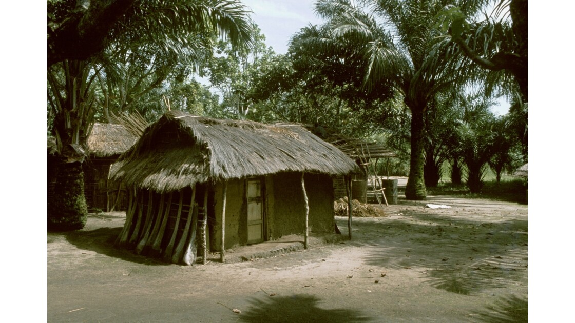 Congo 70 Plateaux Téké Village de Kébara 4