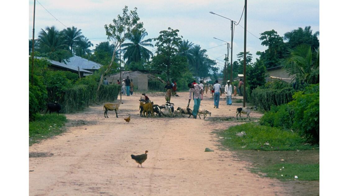 Congo 70 Plateaux Téké Lékana 2