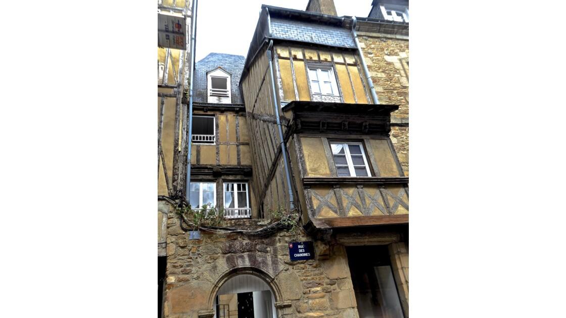 Vannes, capitale du Morbihan