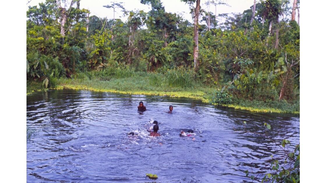 Congo 70  Plateaux Téké près de Kébara 1