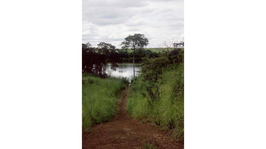 Congo 70 Ranch de la Dihessé  au bord du Niari 2