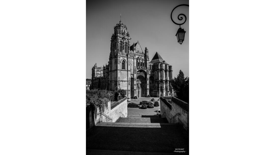 La cathédrale de Gisors