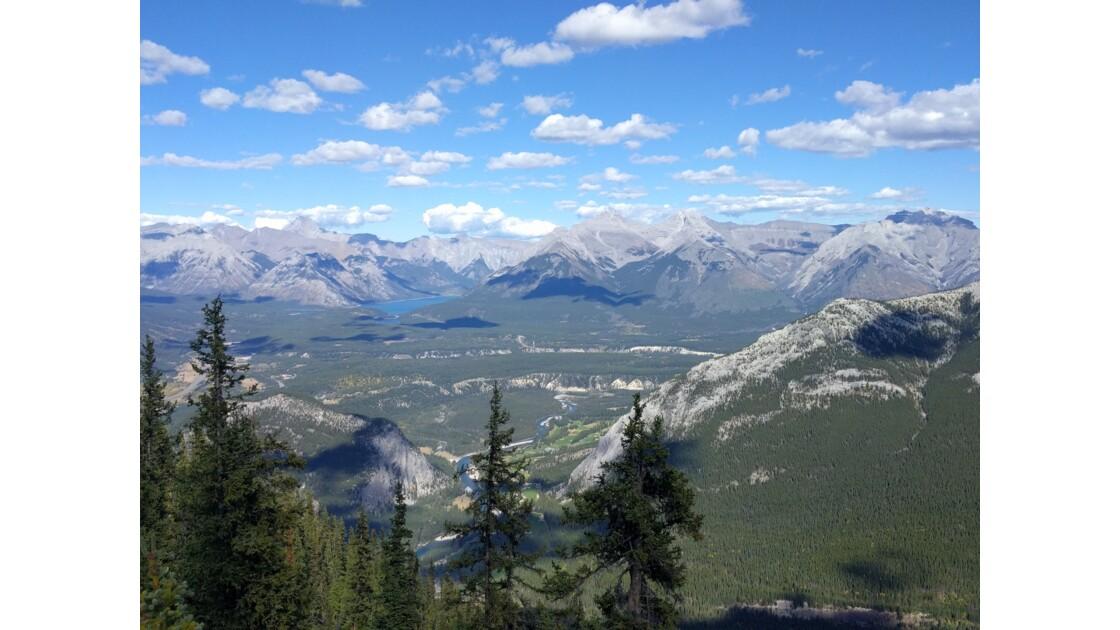 Vallée de Banff