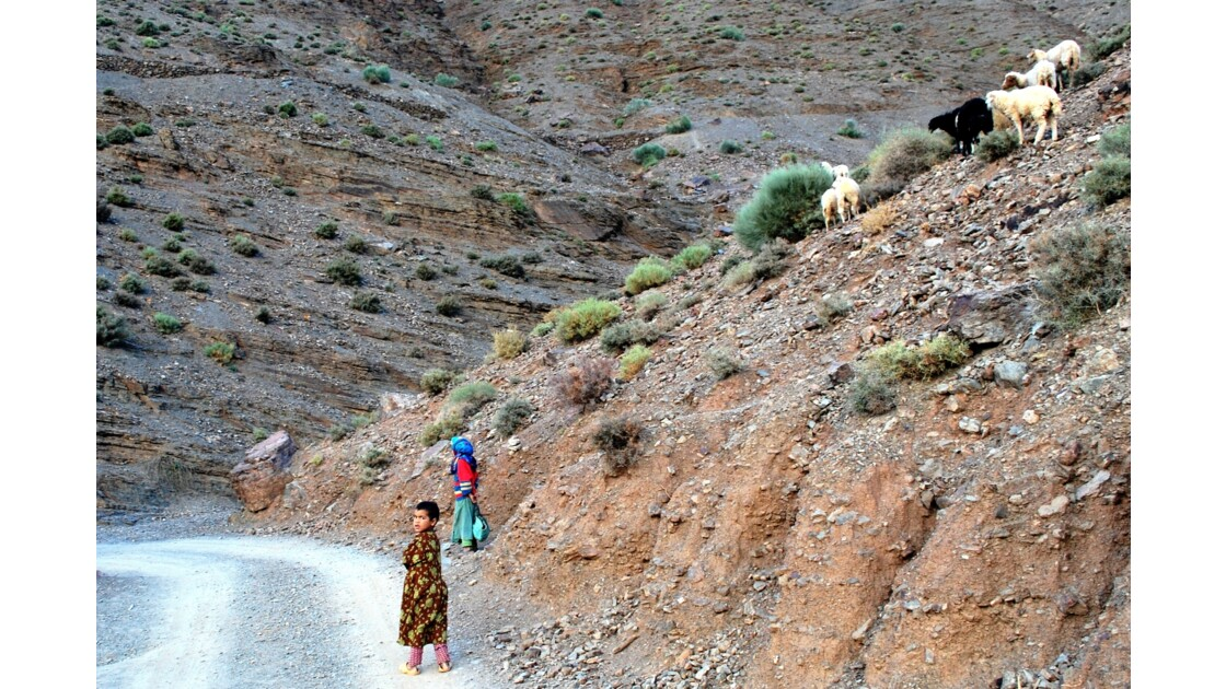 Randonnée Maroc Haut Atlas