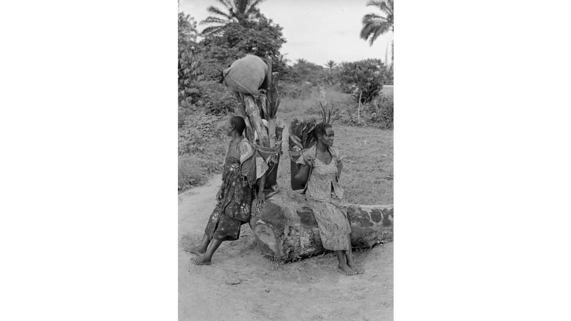 Congo 70 Kellé Retour de la forêt 10