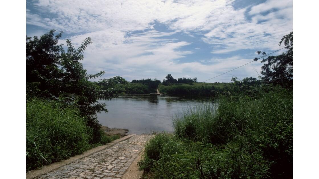 Congo 70 Bac sur le Niari 1