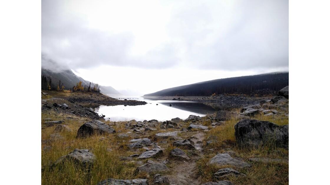 Le lac médecine