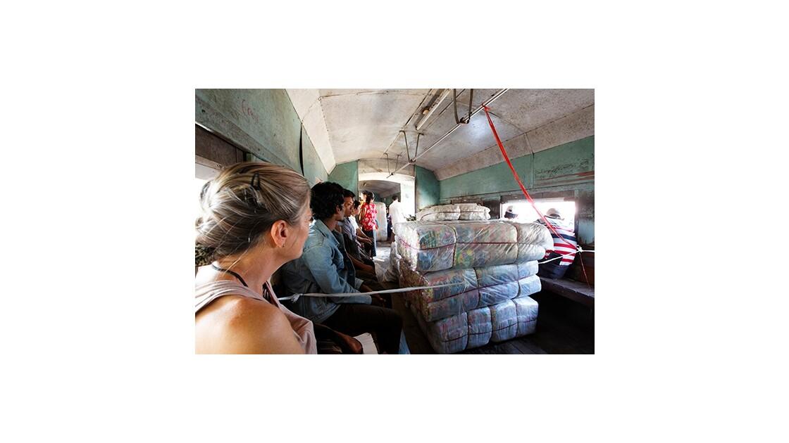Voyage en train en Birmanie 2