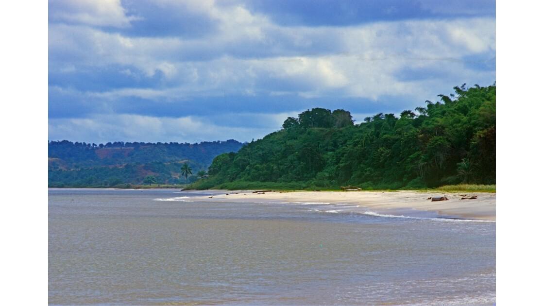 Congo 70 Baie de Loango La pointe Indienne 2