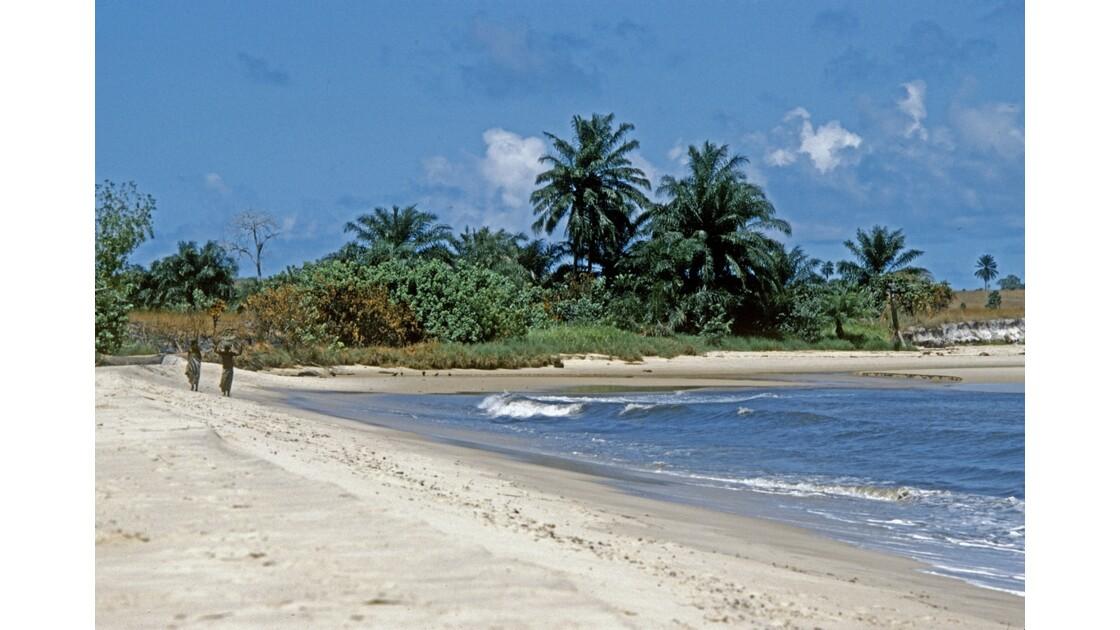 Congo 70 Baie de Loango La pointe Indienne 3