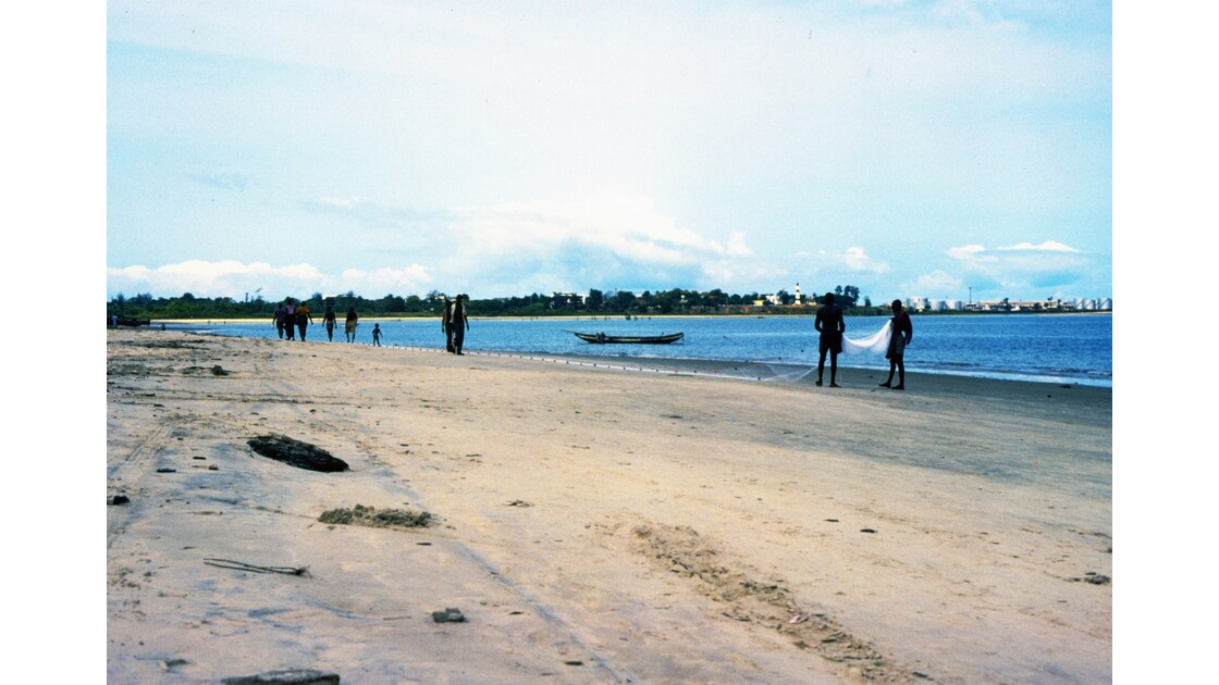 Congo 70 Les pêcheurs de la Baie de Loango 1