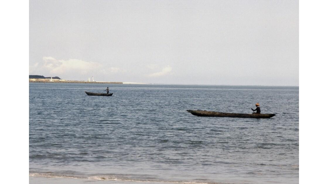 Congo 70 Les pêcheurs de la Baie de Loango 3