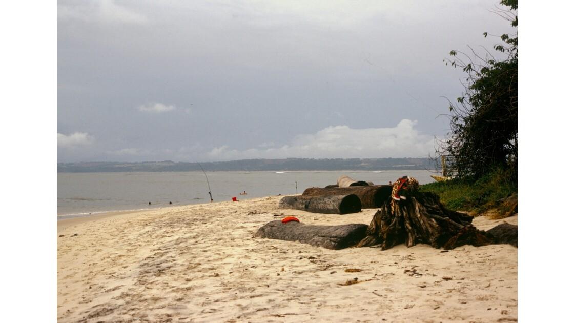 Congo 70 Baie de Loango 1