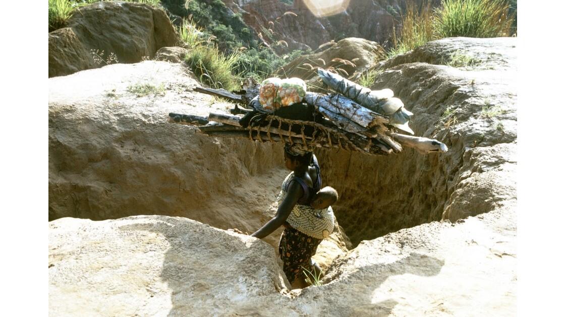 Congo 70 Diosso Remontée des gorges 1