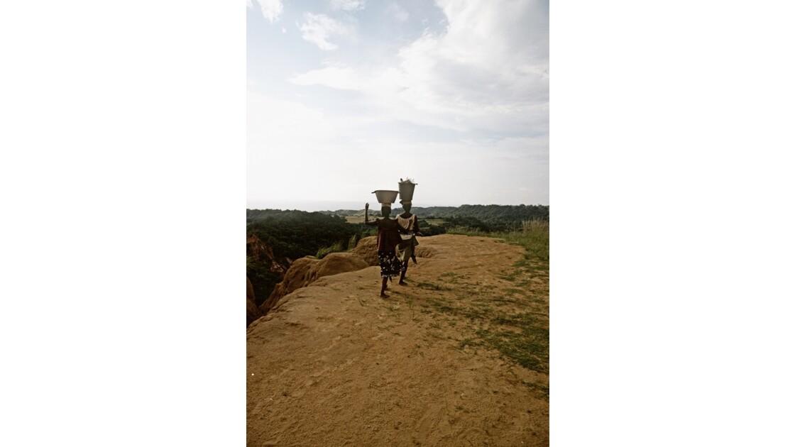Congo 70 Diosso Remontée des gorges 3