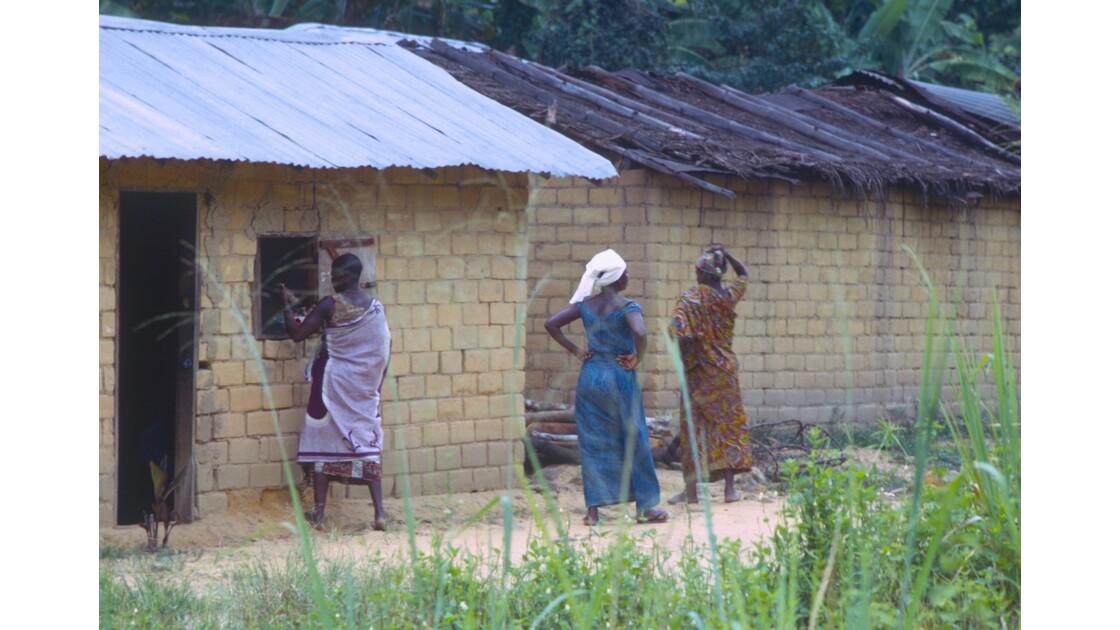 Congo 70 Village de Diosso