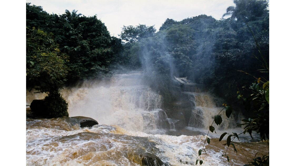 Congo 70 Les chutes de la Foulakari 5