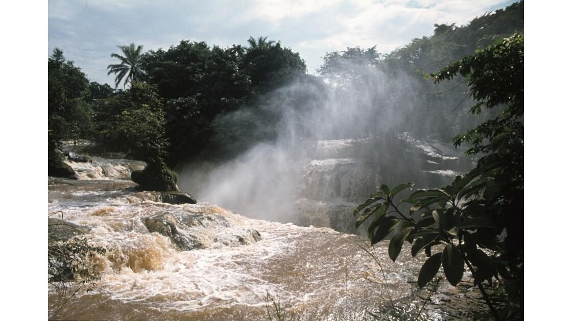 Congo 70 Les chutes de la Foulakari 7