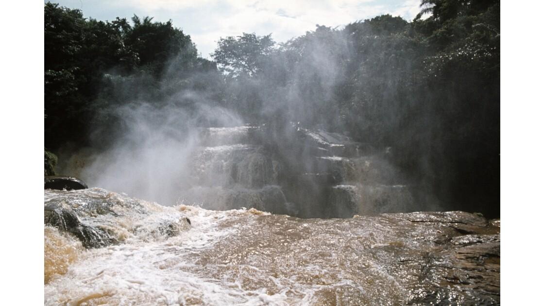 Congo 70 Les chutes de la Foulakari 8