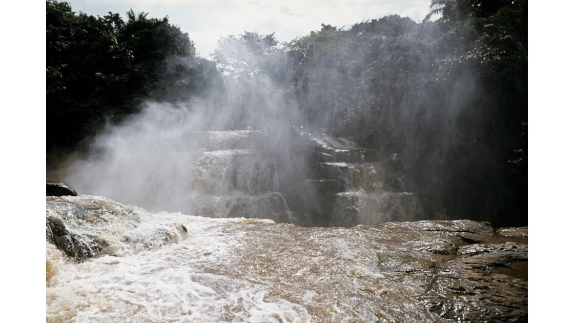 Congo 70 Les chutes de la Foulakari 9