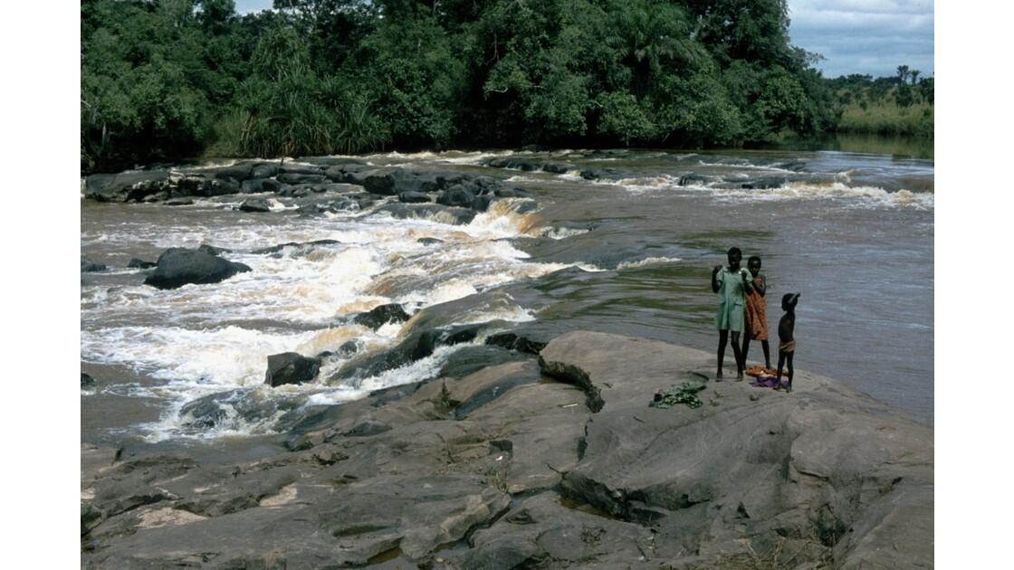 Congo 70 Les chutes de la Foulakari 23