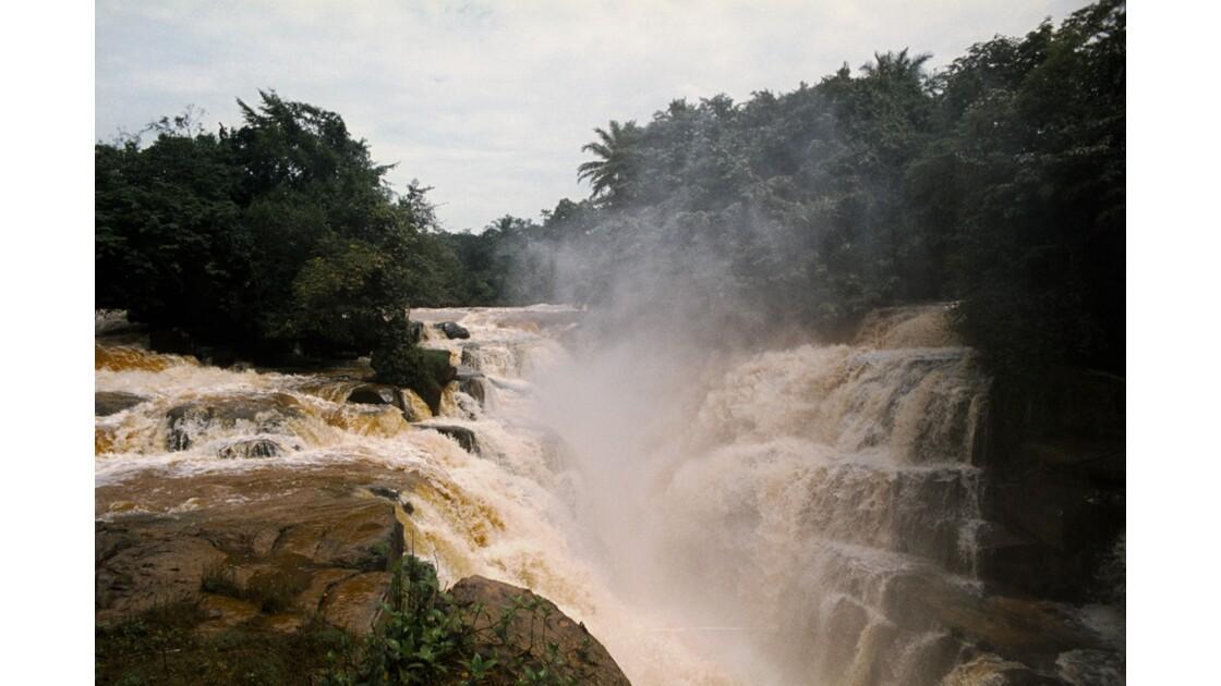 Congo 70 Les chutes de la Foulakari 4