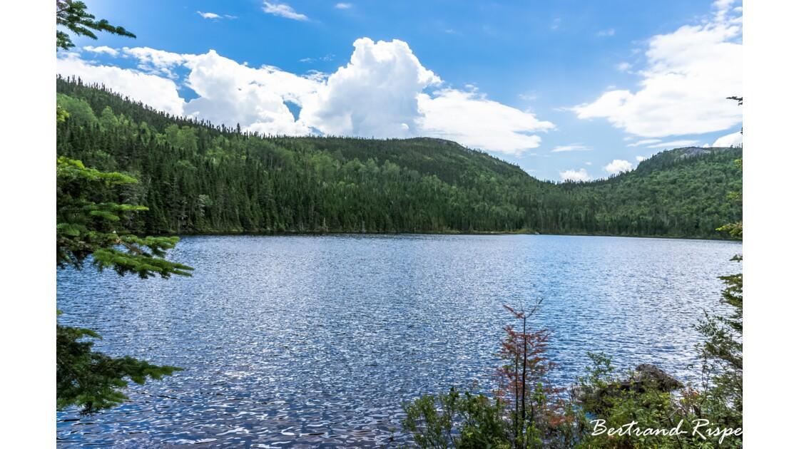 Lac scintillant