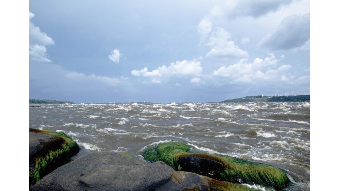 Congo 70 Les rapides du Congo 1