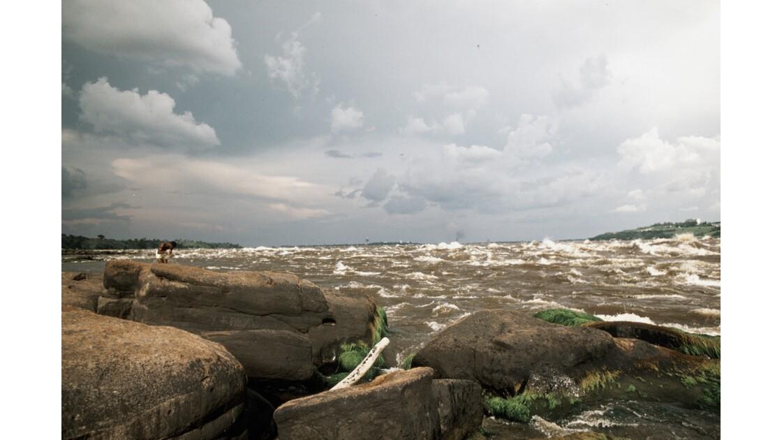 Congo 70 Les rapides du Congo 4