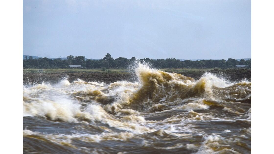 Congo 70 Les rapides du Congo 5