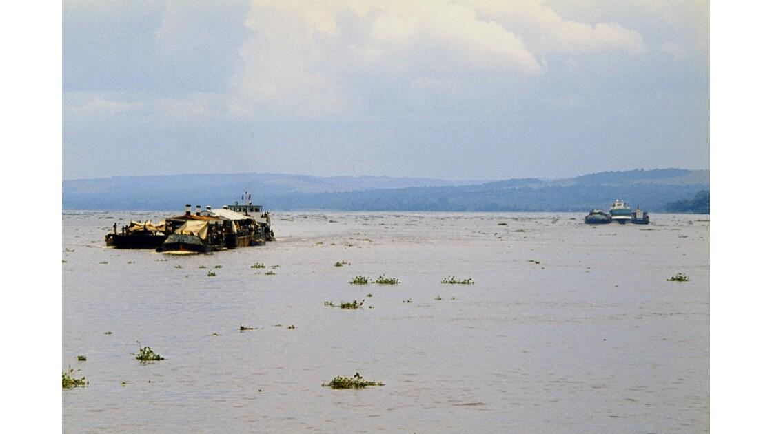 Congo 70 Pousseurs sur le Pool