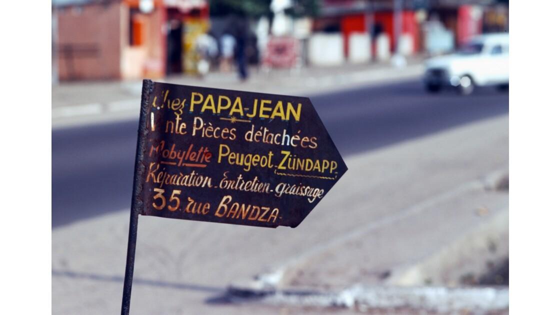 Congo 70 Brazzaville Moungali 4